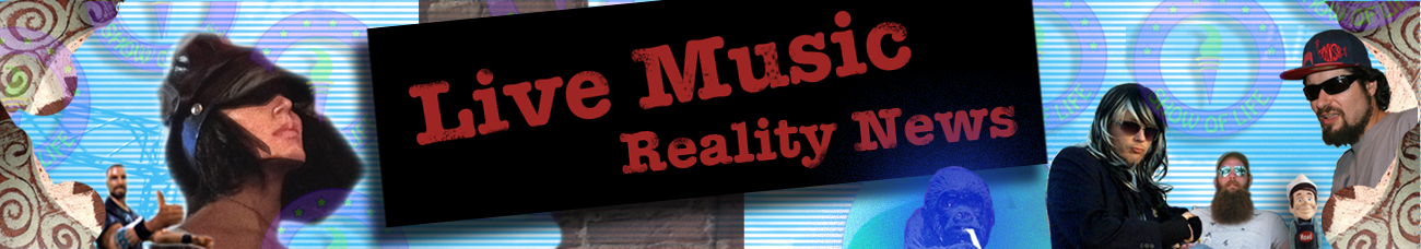 Show of Life | Live Music Reality News with a Dose of header image